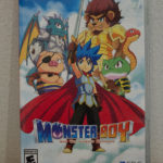 Monster Boy And The Cursed Kingdom (1) Front
