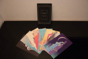 Monument Valley Deluxe Art Card Set