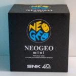 NeoGeoMini()Front