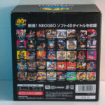 Neo Geo Mini (2) Back