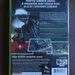 Ninja Blade (2) Back