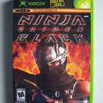 Ninja Gaiden Black (1) Front