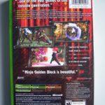 Ninja Gaiden Black (2) Back