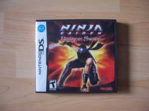 NinjaGaidenDragonSword()Front