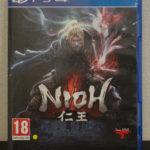Nioh (1) Front