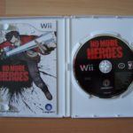 No More Heroes (3) Contents