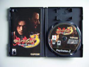 Onimusha 3 Demon Siege (3) Contents