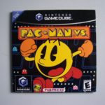 Pac Man Vs. (1) Front