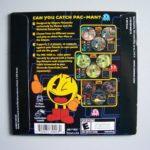 Pac Man Vs. (2) Back