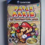 Paper Mario The Thousand Year Door (1) Front