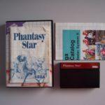 Phantasy Star (3) Contents