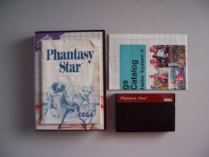 PhantasyStar()Contents