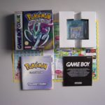 Pokemon Crystal (3) Contents