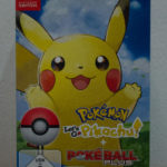 Pokemon Let's Go Pikachu! & Poke Ball Plus (1) Front