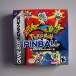 Pokemon Pinball Ruby & Sapphire (1) Front