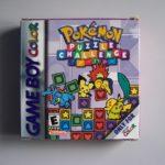 Pokemon Puzzle Challenge (1) Front