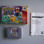 Pokemon Puzzle League (3) Contents
