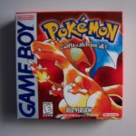 Pokemon Red (1) Front