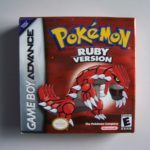 Pokemon Ruby Version (1) Front