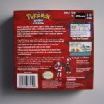 Pokemon Ruby Version (2) Back