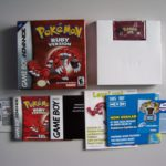 Pokemon Ruby Version (3) Contents