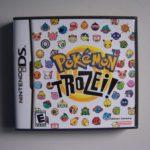 Pokemon Trozei! (1) Front