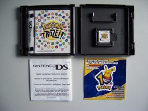 PokemonTrozei!()Contents