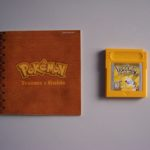 Pokemon Yellow (no Box Cart And Instructions Only)