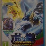 Pokken Tournament First Run Edition With Shasow Mewtwo Card (1) Front