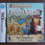 Professor Layton And The Curious Village (1) Front