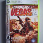 Rainbow Six Vegas 2 (1) Front