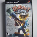 Ratchet & Clank (1) Front