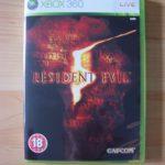 Resident Evil 5 (1) Front