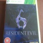 Resident Evil 6 (1) Front