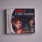 Resident Evil Code Veronica (1) Front