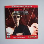 Resident Evil Code Veronica Wesker's Report Dvd (1) Front