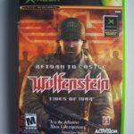 Return To Castle Wolfenstein Tides Of War (1) Front