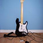 Rock Band (3) Guitar & Usb Hub