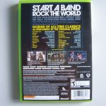 Rock Band (5) Back