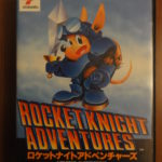 Rocket Knight Adventures (1) Front