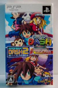 Rockman Dash Value Pack (1) Front