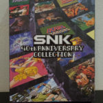 Snk 40th Anniversary Collection Limited Edition (1) Front