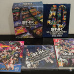 Snk 40th Anniversary Collection Limited Edition (3) Contents