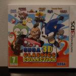 Sega 3d Classics Collection (1) Front