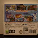 Sega 3d Classics Collection (2) Back