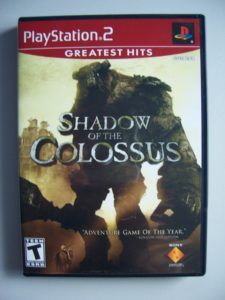 Shadow Of The Colossus (1) Front