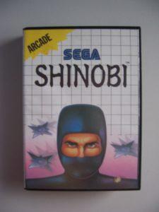 Shinobi()Front