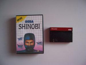 Shinobi()Contents