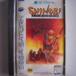 Shinobi Legions (1) Front