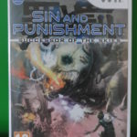Sin And Punishment Successor Of The Skies (1) Front